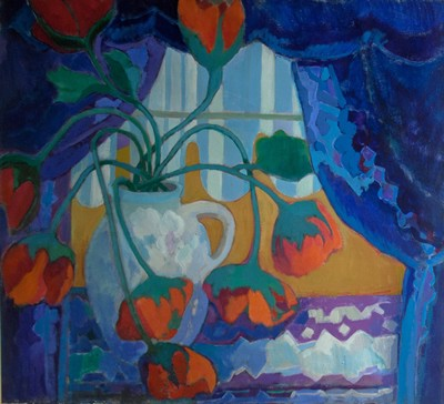 Picture of Poppies by Jeanette Lassen