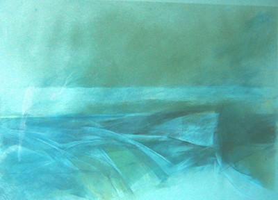 Picture of Sea Landscape by Carol Hodgson