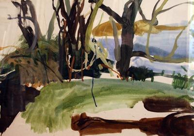 Picture of Landscape by Susannah Rose