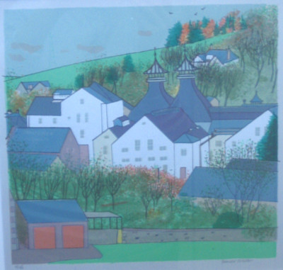 Picture of Distillery, Keith by Frances Walker