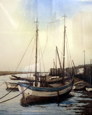 Picture of Estuary by P Knuttal