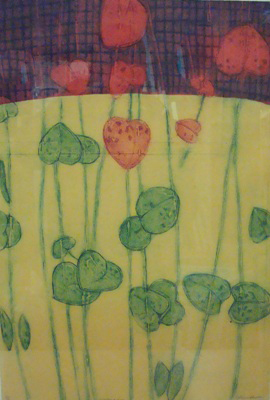 Picture of Sweet Heart Vine by Gillian Murray