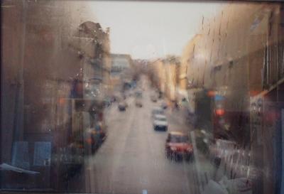Picture of Rain in Glasgow by Vanessa Wenwieser