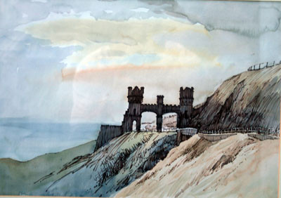 Picture of Fortified Bridge by David Byrne