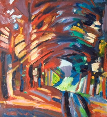Picture of Borders Landscape by Sheila Mullen