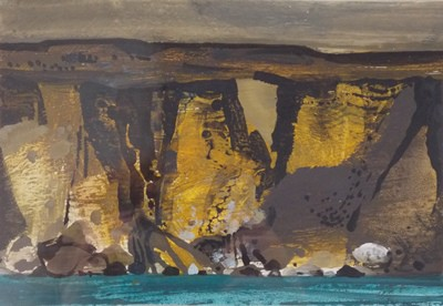Picture of Skye Cliffs (4) by Tom Shanks