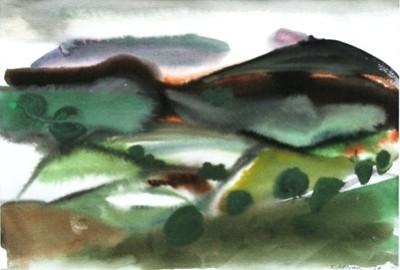 Picture of Kilcheran Purple Cloud by Marjorie I Campbell