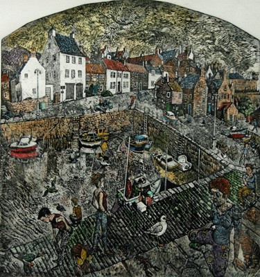 Picture of Crail Memories by John Johnstone