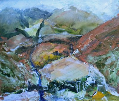 Picture of Tweed Valley by Douglas Davies