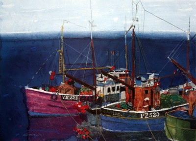 Picture of Still Harbour by Hamish Macdonald