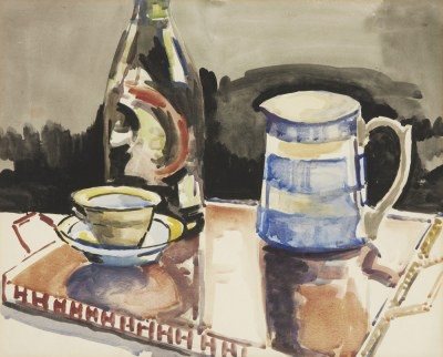 Picture of The Blue Jug by John Priestman