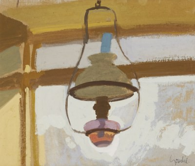 Picture of Window Lamp by Alexander Goudie