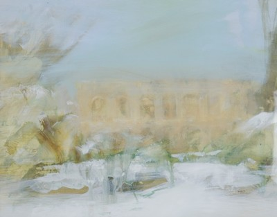 Picture of Gardens, Thaw by Mardi Barrie