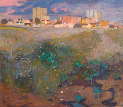 Picture of The Edge of the City by Gordon Cameron