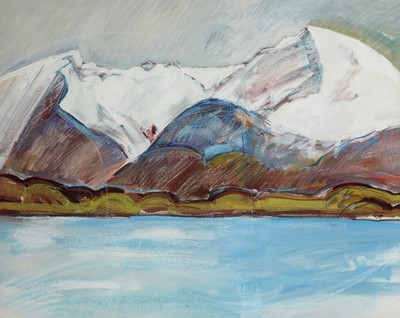 Picture of The Black Mount by Kym Needle