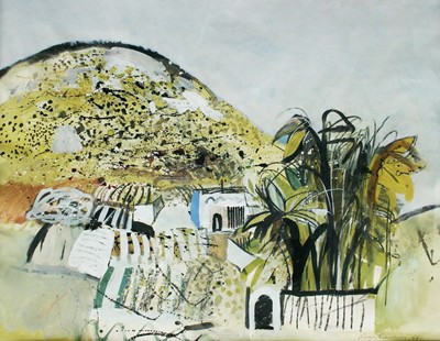 Picture of Greek Landscape by Roger Cameron