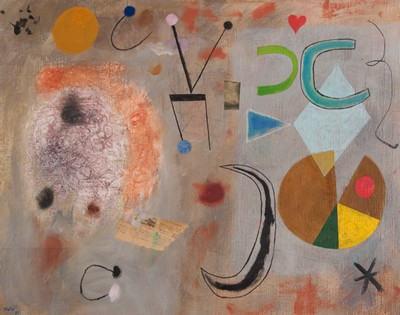 Picture of Abstract Composition by Colin Thoms