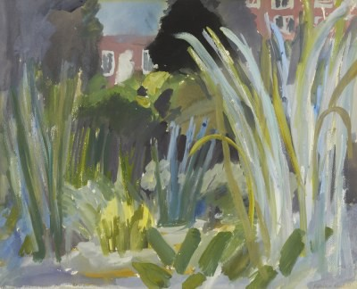 Picture of Chelsea Physic Gardens by Kathleen Russell
