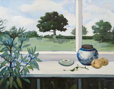 Picture of Studio Window by Margaret McGavin