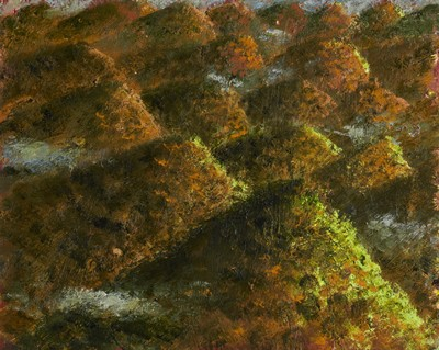 Picture of Tepeler (Hills) by Robert Maclaurin