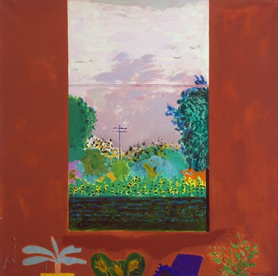Picture of At A Window by David Michie