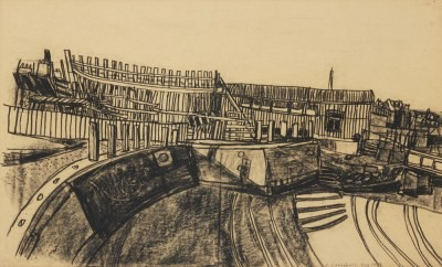 Picture of Arbroath by Crawford Campbell