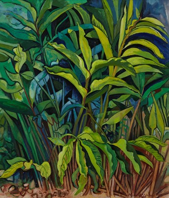 Picture of Red Ginger, Jamaica by Margaret Mitchell