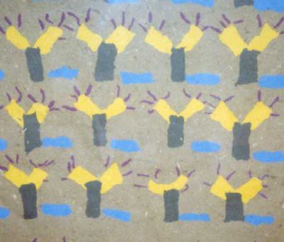 Picture of Olive Grove by Alison Scott
