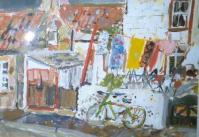 Picture of Cellardyke Corner by Ruth Walker