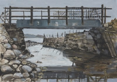 Picture of Inlet by Irene Scott