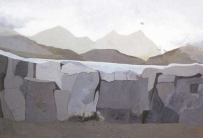 Picture of Ashaig Rocks by Marian Leven