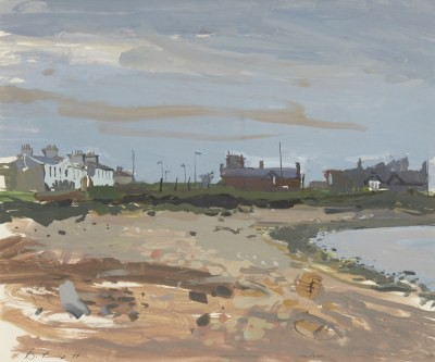 Picture of Troon by Douglas Lennox