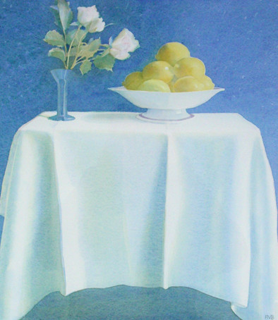 Picture of Meyer Lemons by Freda Blackwood