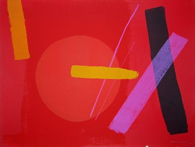 Picture of Another Time by Wilhelmina Barns-Graham