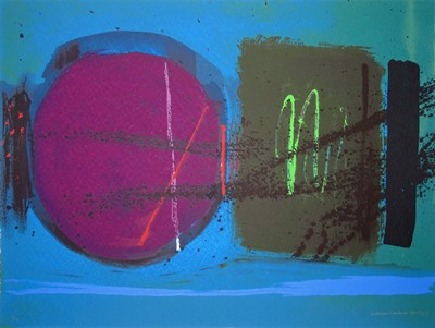 Picture of Untitled April 1991 by Wilhelmina Barns-Graham
