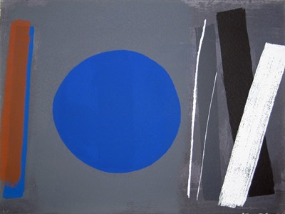 Picture of Quiet Time by Wilhelmina Barns-Graham