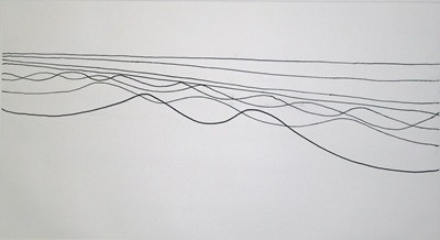 Picture of 8 Lines II by Wilhelmina Barns-Graham