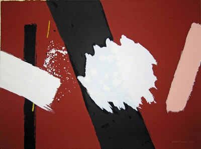 Picture of Earth Series V by Wilhelmina Barns-Graham
