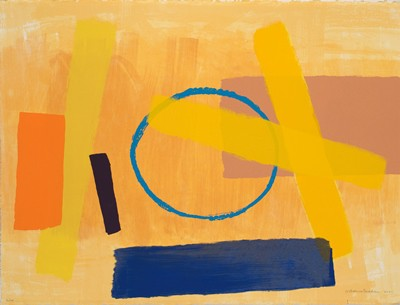 Picture of Sunghrie II by Wilhelmina Barns-Graham