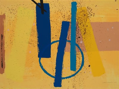 Picture of Sunghrie III by Wilhelmina Barns-Graham