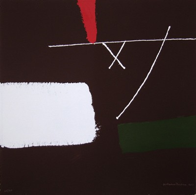 Picture of Tango by Wilhelmina Barns-Graham