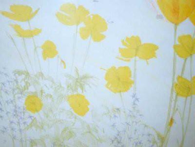 Picture of C'est les fleurs by Gill Tyson