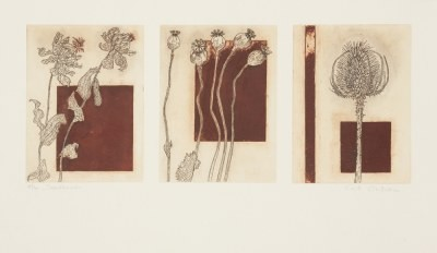 Picture of Seedheads by Cat Outram