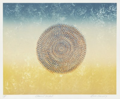 Picture of Ethereal Basket by Grace McDonald Cameron