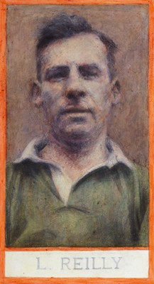 Picture of L Reilly by Mark Ianson