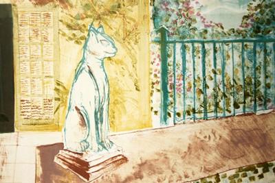 Picture of Villa Verdi by Gill Tyson