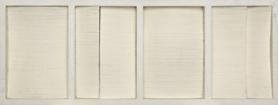 Picture of 4 Paper Forms by Julia Gardiner