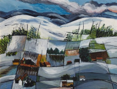 Picture of Campsies by Mary-Louise Coulouris
