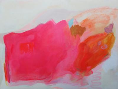 Picture of Fluro Pink by Rowan Rosie