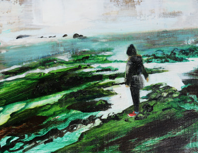 Picture of Over the Seaweed by Sheila Chapman